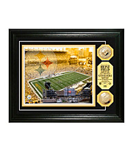 Heinz Field Gold Coin Photomint by Highland Mint