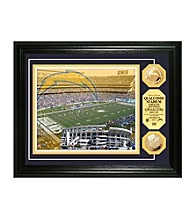 Qualcomm Stadium Gold Coin Photomint by Highland Mint