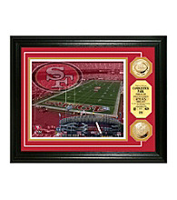 Candlestick Park Gold Coin Photomint by Highland Mint