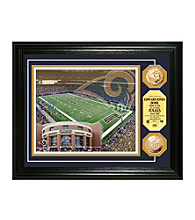 Edward Jones Dome Gold Coin Photomint by Highland Mint