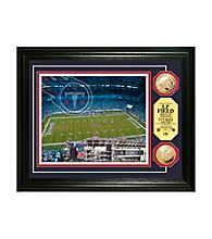 LP Field Gold Photomint by Highland Mint