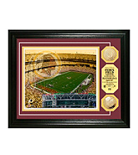 FedEx Field Gold Coin Photomint by Highland Mint