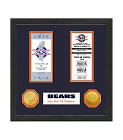 NFL® Chicago Bears Super Bowl XX Championship Ticket Collection