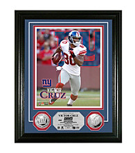 Victor Cruz Silver Coin Photo Mint by Highland Mint