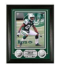 Darrelle Revis Silver Coin Photo Mint by Highland Mint