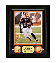 AJ Green Gold Coin Photomint by Highland Mint