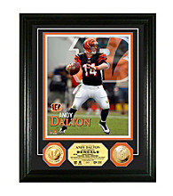 Andy Dalton Gold Coin Photomint by Highland Mint