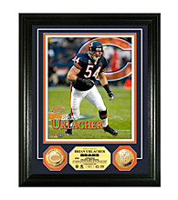 Brian Urlacher Gold Coin Photomint by Highland Mint