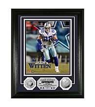 Jason Witten Silver Coin Photo Mint by Highland Mint