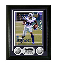 Dez Bryant Silver Coin Photo Mint by Highland Mint