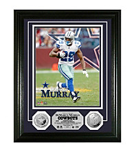 DeMarco Murray Silver Coin Photo Mint by Highland Mint