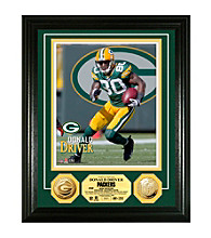Donald Driver Gold Coin Photo Mint by Highland Mint