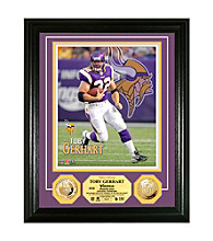 Toby Gerhart Gold Coin Photomint by Highland Mint