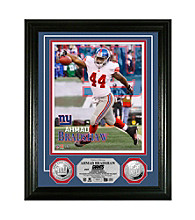 Ahmad Bradshaw Silver Coin Photo Mint by Highland Mint