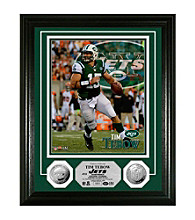 Tim Tebow Silver Coin Photo Mint by Highland Mint