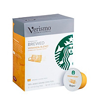 Starbucks® Verismo® Veranda Blend 12-pk. Coffee Pods