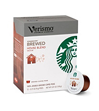 Starbucks® Verismo® House Blend 12-pk. Coffee Pods