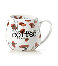 Waechtersbach Konitz Coffee Collage Mug