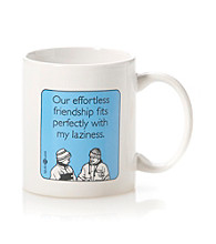 30 Watt White Friendship Mug