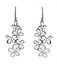 Hagit Gorali Sterling Silver Earrings Plain