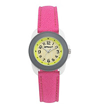 Sprout® Pink Eco-Friendly Watch