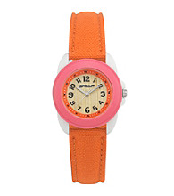 Sprout® Orange Eco-Friendly Watch