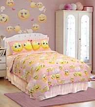 Emoji Comforter Set by Veratex®