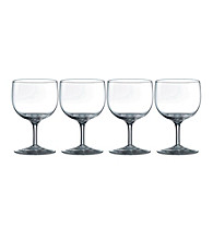 Royal Doulton® Mode Set of 4 Wine Glasses