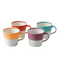 Royal Doulton® 1815 Set of 4 Bright Mugs