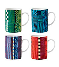 Royal Doulton® Paolozzi Set of 4 Accent Mugs