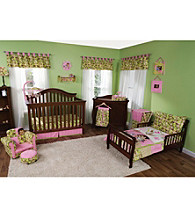 Nickelodeon® Dora the Explorer® Exploring the Wild Baby Bedding by Trend Lab
