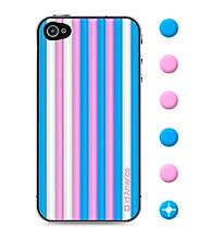 ID America Cushi Stripe iPhone 4/4S Pad