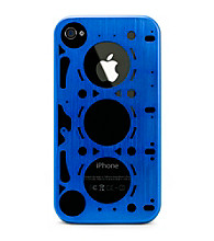 ID America Gasket Brushed Aluminum iPhone 4/4S Case