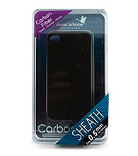 monCarbone Sheath Carbon Fiber iPhone 4/4S Back Cover