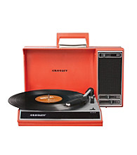 Crosley® 3-Speed Spinnerette Portable Turntable