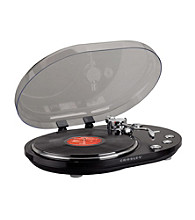 Crosley® 2-Speed USB Enabled Oval Turntable