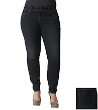 Silver Jeans Co. Plus Size Stevie High-Rise Skinny Jean