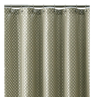 Product: J. Queen New York Metro Shower Curtain