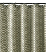 J. Queen New York Metro Shower Curtain