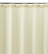 J. Queen New York Waffle Shower Curtain