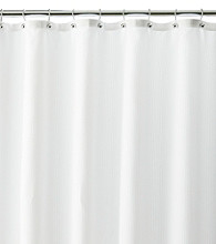 J. Queen New York Embossed Stripe Shower Curtain Liner