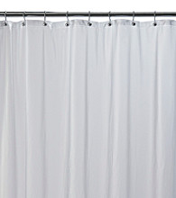 J. Queen New York Chatham Shower Curtain Liner
