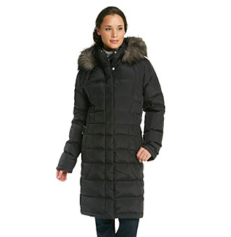 Calvin Klein Performance Horizontal Quilted Coat