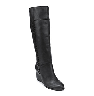 "Lucky Brand® ""Sanna"" Knee-high Dress Boot - Black"