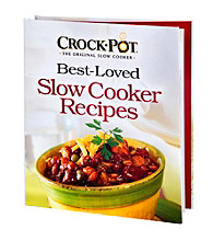 Crock-Pot® Best Loved Cookbook