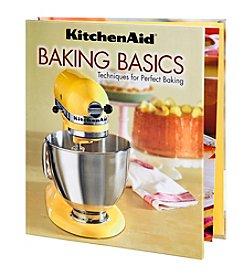 KitchenAid® Baking Basics Cookbook