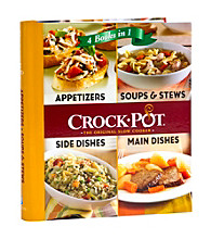 Crock-Pot® 4-in-1 Cookbook