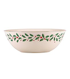 Lenox® Holiday Large Bowl