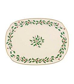 Lenox® Holiday Oblong Platter