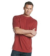 Paradise Collection® Men's Modal Slub Crew Tee